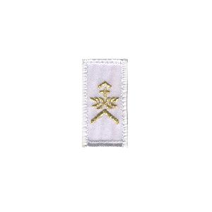 Wachtmeister Gradabzeichen