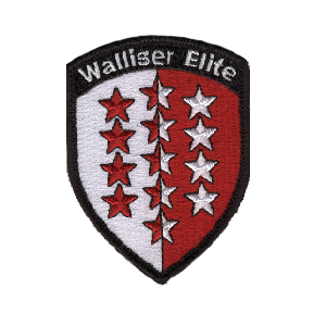 Walliser Elite Badge