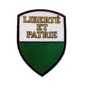 Waadt Vaud Badge