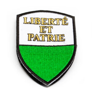 Waadt Vaud Badge