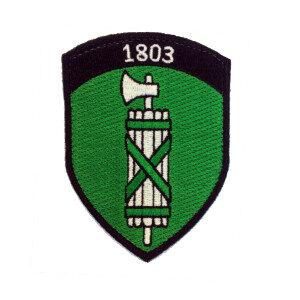 Wappen St. Gallen 1803 Badge Militär