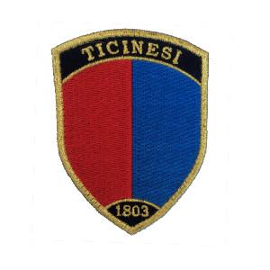 Wappen Ticinesi 1803 Badge Militär