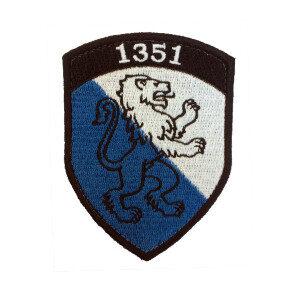 Wappen Zürich 1351 Badge Militär