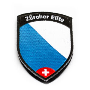 Zürcher Elite Badge 100% Stickabzeichen