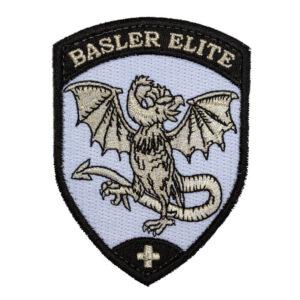 Balser Elite Badge ( metallic-silber )